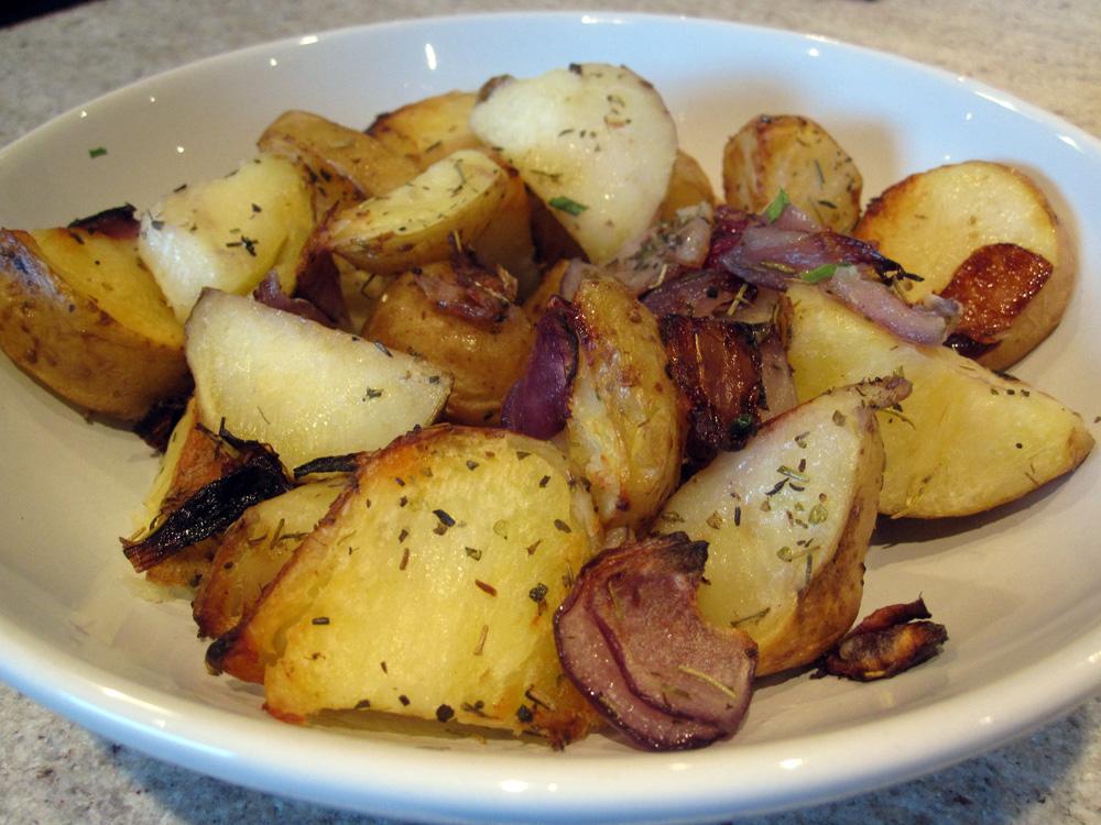 aardappel met schil