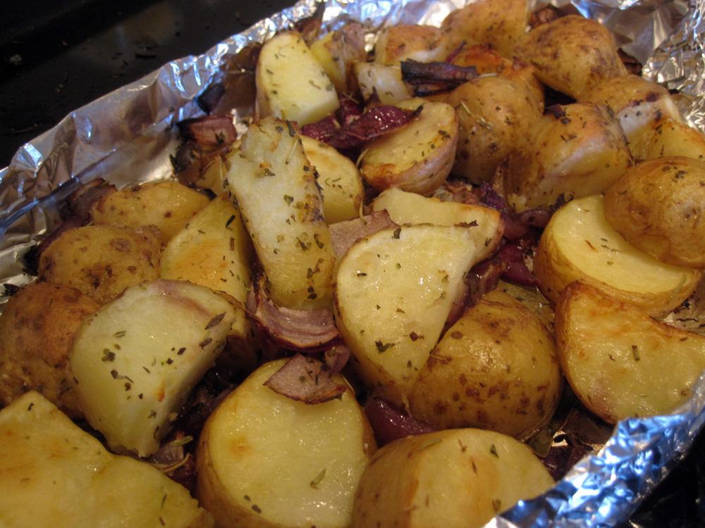 aardappels koken in schil