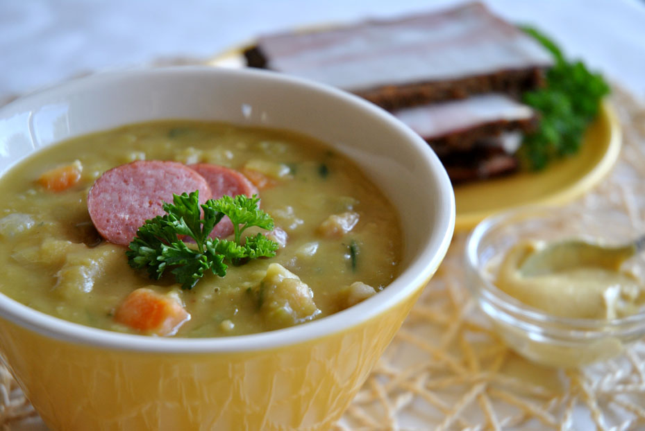 Голландский гороховый суп рецепт с фото