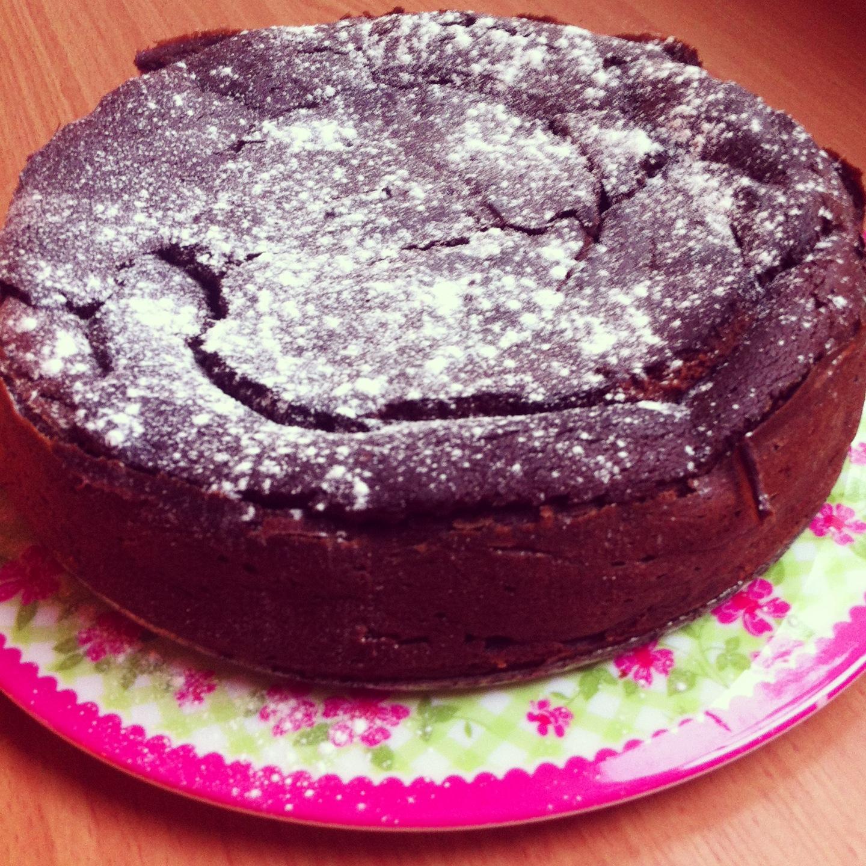 Recept   Kastanje chocoladetaart